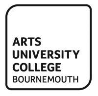 Arts University Bournemouth Film Production